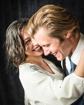 Vanessa Trenton & Kyle Bailey. Photo by John Gundy